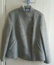 M&S wool mix jacket 20