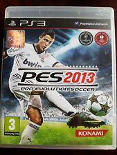 PES 2013: Pro Evolution Soccer PS3 PlayStation game