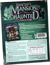 Doctor Lucky's Mansion That Is Haunted Board Game Expansion Cheapass Games Kill
