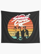 Julie and The Phantoms Sunset Curve Band Tapestry