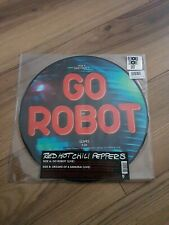 """RED HOT CHILLI PEPPERS """" GO ROBOT """" PICTURE DISC  VINYL 12"""" RECORD STORE DAY"""