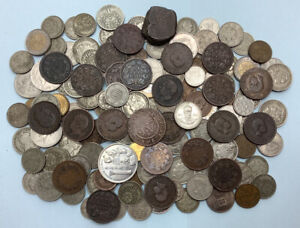 Portugal Antique And Modern Lot X145 Coins #N12