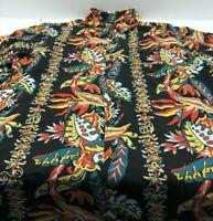 Reyn Spooner Hawaiian Paisley Shirt Men's Large Short Sleeve Button up