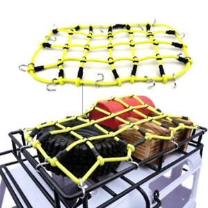 1/10 scale RC rock crawler zubehör gepäck dachträgernetz für scx10 D90 rc c B_R