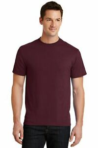 Port & Company PC55 Men's Core Blend 50/50 T-Shirt Short Sleeve 5.5 ounce Tee