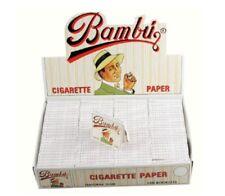 BAMBU Regular Cigarette Paper 100 Packs 1-1/4 Genuine
