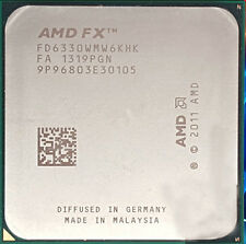 AMD FX-6330 Processor CPU FD6330WMW6KHK 3.6GHz AM3+ 6-Core 8M 95W Piledriver