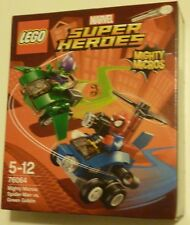 LEGO 76064 Mighty Micros Superheroes Spiderman vs Green Goblin MARVEL NEW Sealed