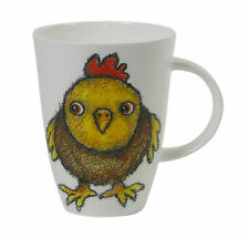 Roy Kirkham Single Chicken Please Shut Gate Mug Tea Coffee Bone China England