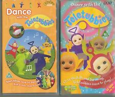 2 DANCE WITH THE TELETUBBIES VIDEOS