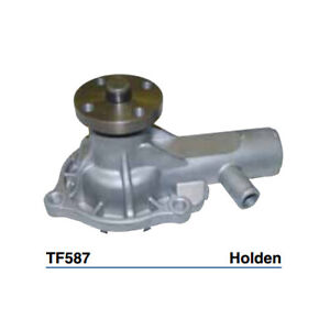Tru-Flow Water Pump (GMB) TF587 fits Holden E Series EH 2.4 149 (Red), EH 2.9...