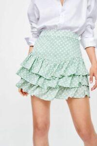cherrie424: NWT Zara Jacquard Skort / Shorts