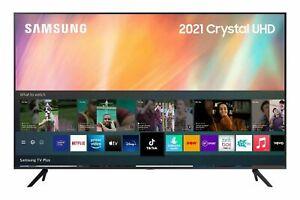 Samsung 55 Inch UE55AU7100 Smart 4K Crystal UHD HDR TV