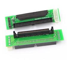 1Pc SCA80pin HD//HDD drive internal 50wire male SCSI1//2 cable//cord adapter Fad TS