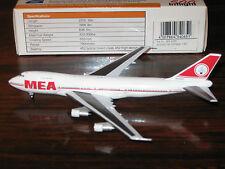 """Inflight 500, Boeing 747 - 200 """" MEA """" in Scale 1:500"""