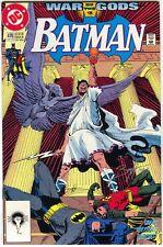 Batman 470 DC 1991 NM Signed Norm Breyfogle Robin War Of The Gods