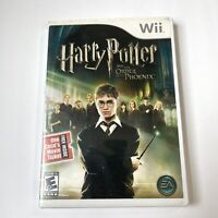 Nintendo Wii : Harry Potter and the Order of the Phoenix - No Manual