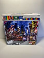 MasterPieces 1000 Piece HDR Photography Big Night Out Cityscapes Jigsaw Puzzle