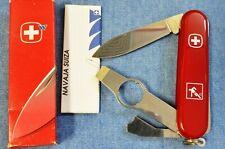 RARE New in Box WENGER 85mm FOOTBALLER 32 SOCCER Swiss Army Knife SAK NOS