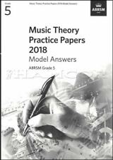 Music Theory Practice Papers 2018 Model Answers ABRSM Grade 5 SAME DAY DISPATCH