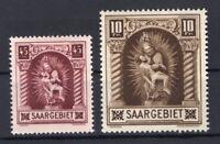 Saar 102/3 Set MH (73917