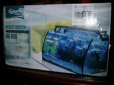 New listing Hagger Hg-906 Fish Tank 8 Gallon Curved Glass
