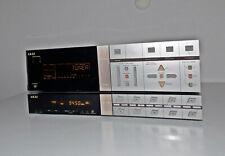 Akai Mini Verstärker AM-M5 +Tuner AT-M5 volle Funktion Vintage Design 1984 2x30W