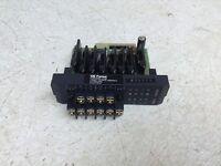 GE Fanuc IC610MDL175B Output 115 VAC 8 Point Module IC610MDL175 (TB)