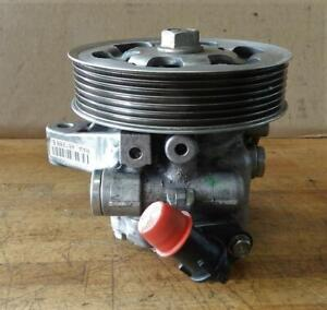 2006-07 Honda Accord 2.4L 4-Cyl used power steering pump RAA-E (Pipe on bottom)
