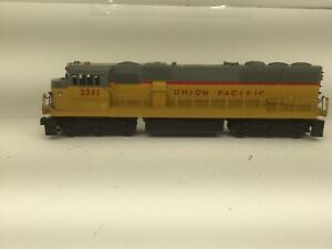 Lionel O Scale Union Pacific SD60M Custom Painted/very good condition