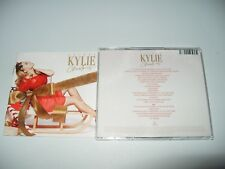 Kylie Minogue Kylie Christmas Deluxe cd + dvd 2015 Excellent + Condition