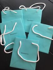 Authentic Tiffany & Co Gift Bag lot