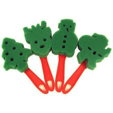Christmas Sponge Painting Stampers Pack of 4 AP/588/SSX