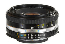 Nikon F Camera High Quality Lenses 50mm Focal