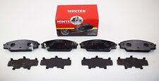 MINTEX FRONT BRAKE PADS FOR HONDA CIVIC S2000 MDB2044 (REAL IMAGE OF PART)