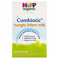 HiPP Organic Combiotic Hungry Infant Milk 800GM Powder - FREE SHIPPING TO USA