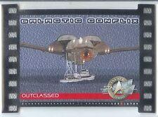 Star Trek Cinema 2000 Galactic Conflix Card GC4 118/1000