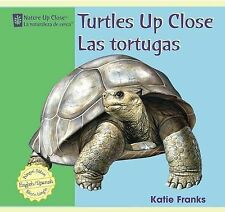 Turtles Up Close/ Las Tortugas (Nature Up Close / La Naturaleza De Cerca) (Engli