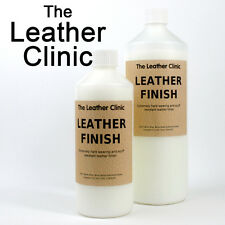 Scuff Resistant Leather Finish. Extremely hard wearing. Ideal for repairs