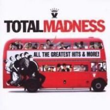 Total Madness All The Greatest Hits & More CD Album DVD (very Best Of)
