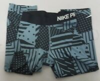 Nike Pro Women's Gray/Black Size X-Small Leggings New With Tags