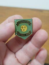 Vintage Southport Netball Assn Badge