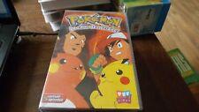 Cassette  Video de Pokemon Le choc des eclairs !