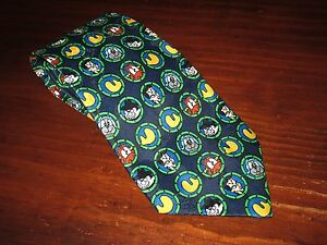 Rocky And Bullwinkle Tie Exellent Condition