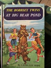 The Bobbsey Twins At Big Bear Pond Laura Lee Hioe Pic Cover Lilac