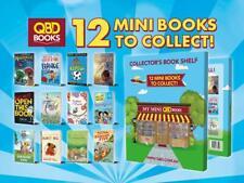 QBD Mini Books Collection - Complete Set of 12 Mini Books & Case NEW SEALED