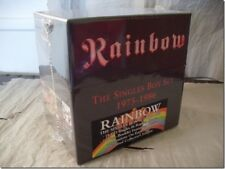 RAINBOW SINGLES BOX SET 1975-1986 cd box set UK RELEASE NEW SEALED