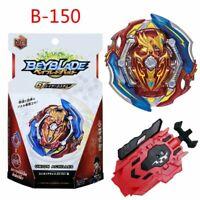 Beyblade Burst Set GT B-150 Booster Union Achilles Cn.Xtend+ Retsu Toupie Jouet