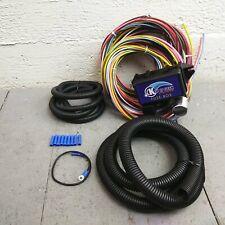 Wire Harness Fuse Block Upgrade Kit for 07-13 Wrangler rat rod street rod