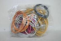 Job Lot 20x Approx. 1-3m Long Ethernet Network Connection Internet Cables